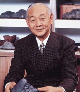 Founder Hideo Nakayama