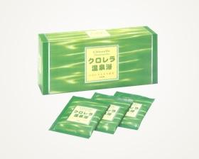 Started selling Chlorella Bath Powder made with C.G.F
